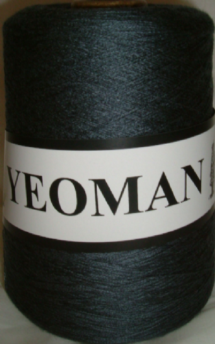 Yeoman Supersheen Acrylic Yarn Knitting Machine Charcoal